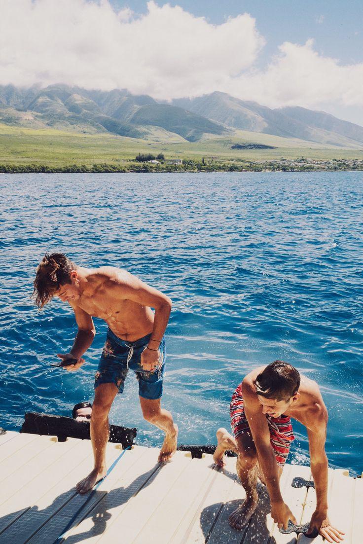 Hawaii magcon!!