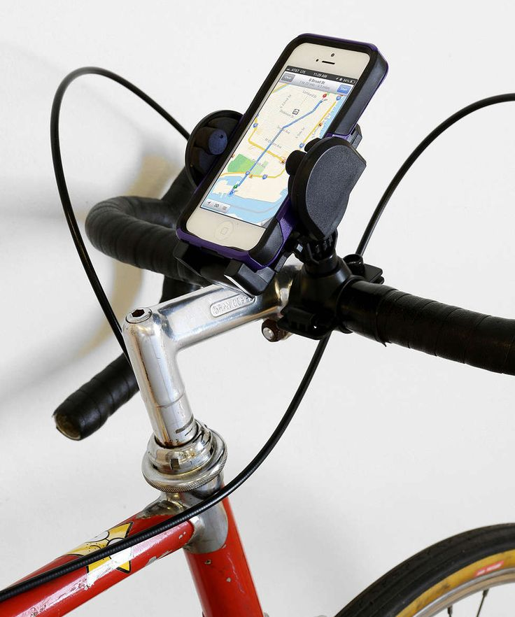 Find Yourself: Mobile Phone Bike Mount ($16)