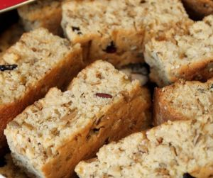 Amazing buttermilk rusks