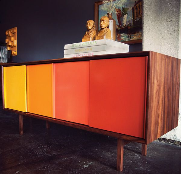 Sideboard/credenza at Post 27