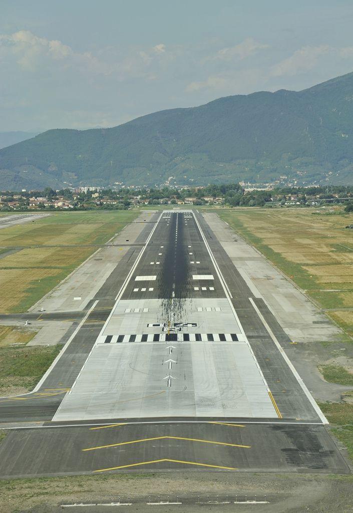 Pisa International Airport [3] (Italian: Aeroporto Internazionale di Pisa) (IATA: PSA, ICAO: LIRP), formerly Galileo Galilei Airport