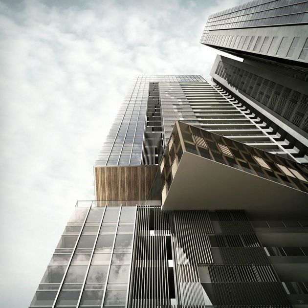 CGarchitect - Professional 3D Architectural Visualization User Community   Inspiration - One Point Perspective Vol. 1