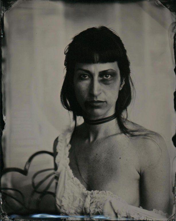 Crib girl, Storyville, New Orleans,