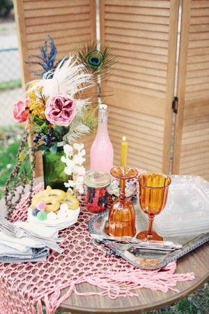 Bridal shower: Plain Pine, Secret Stuff, Inspiration Sweet Tables, Pine Shutters, Secret Desires, Gatsby Parties, Bridal Shower, Feminine Tables, Parties Time