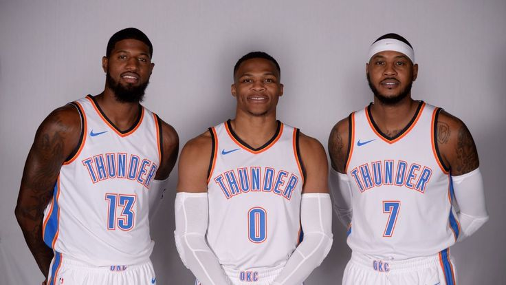ESPN, Story (Numbered List, Poll): Vote: How will this season play out for the Thunder?