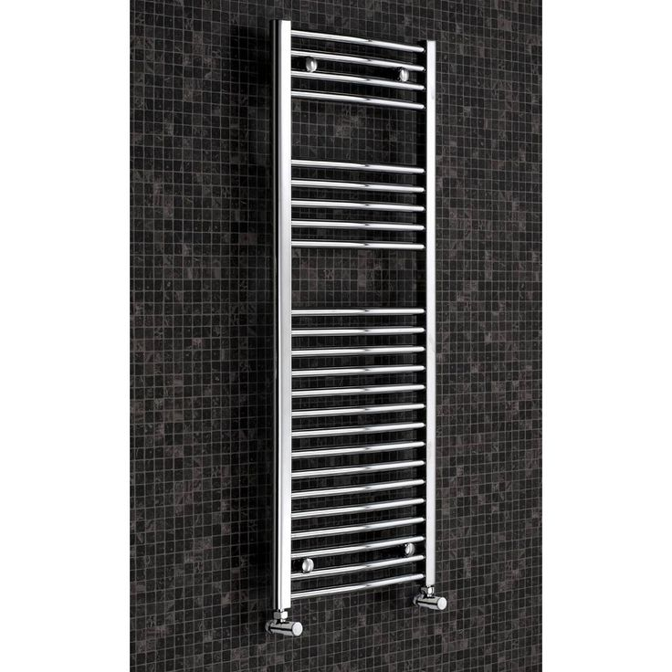 Curved 1150 x 450 Heated Towel Rail now only £109.99 from Victoria Plumb
