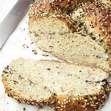 Crunchy Seed Braid: King Arthur Flour