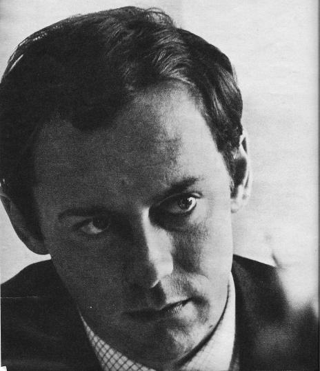 Maurice Ronet, Paris, 1965