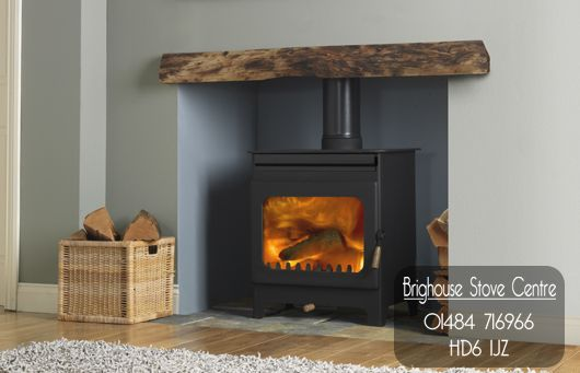 Burley Stoves Brampton from Brighouse Stove Centre