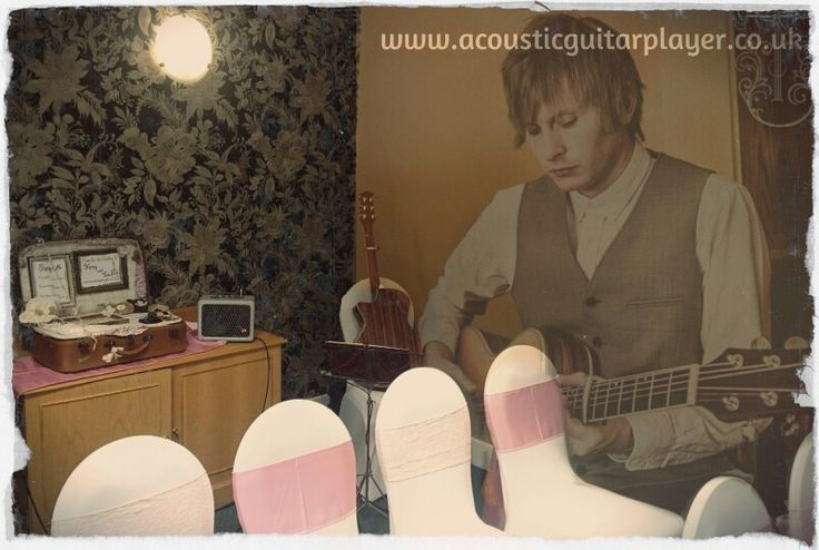Set up at mecure hull grange park hotel, the staff at the venue where great.  www.acousticguitarplayer.co.uk