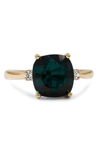 "<p>Brilliant Earth The Elinor Ring, $2,160; <a href=""http://www.brilliantearth.com/The-Elinor-Ring-Gold-BMC92011/"" target=""_blank"">brilliantearth.com</a></p>"