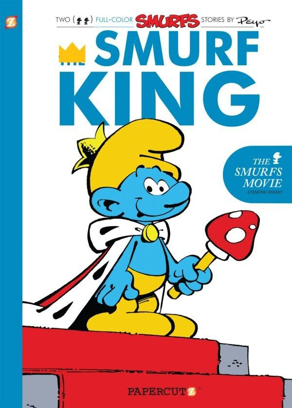 The #Smurfs Vol. 3: The Smurf King When Papa Smurf leaves the Smurf Village in search of a rare herb, the Smurfs are left without their leader.