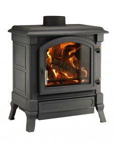 Nestor Martin H Series Harmony 33 H33 -- Woodburning Stove - Wood Burning Stove - Freestanding Stove - Multifuel Stove - Cast Iron Stove - Traditional Stove