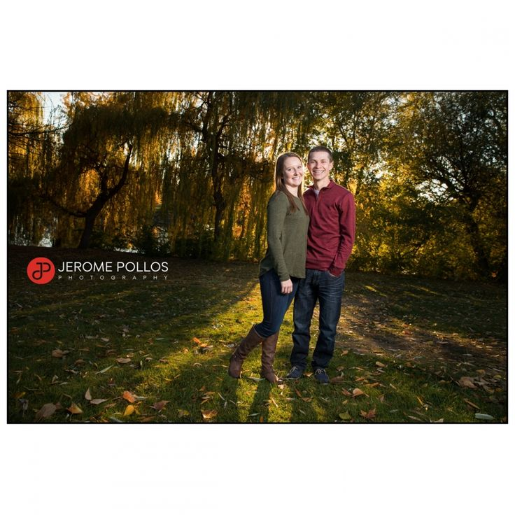 Mallory and Lucas are two Zag grads that wanted to return to their old stomping grounds for their engagement pictures. We definitely made a nice tour of some of their favorites spots. #Autumn #Couple #Engagement #Gonzaga #Portrait #Spokane #Washington #WashingtonPhotographer