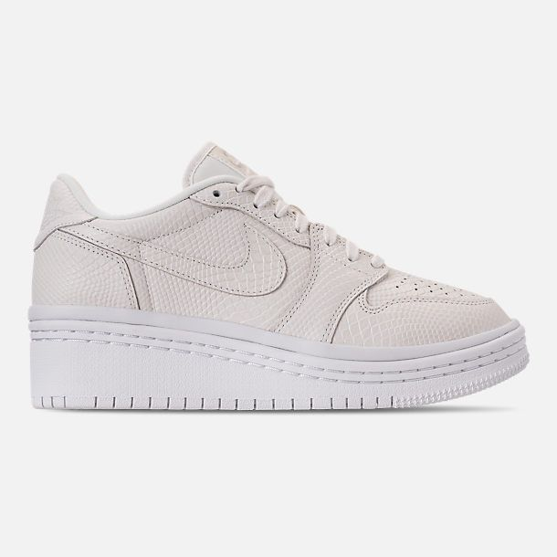the latest 8e645 0bd3a Women's Air Jordan Retro 1 Low Lifted Casual Shoes   Sole Food ...