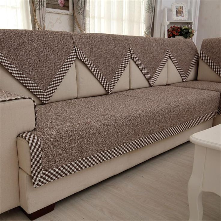 Diy Sofa Cover, Cloth Covers For Leather Sofa