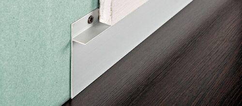 aluminium skirting board - Pesquisa Google