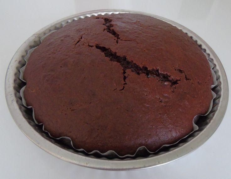 Gâteau au chocolat sans beurre sans œuf mais à la compote ...