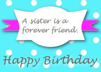 leuke zus verjaardag plaatjes