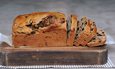 Earl Grey Tea Loaf, from Ruby from the Bake Off