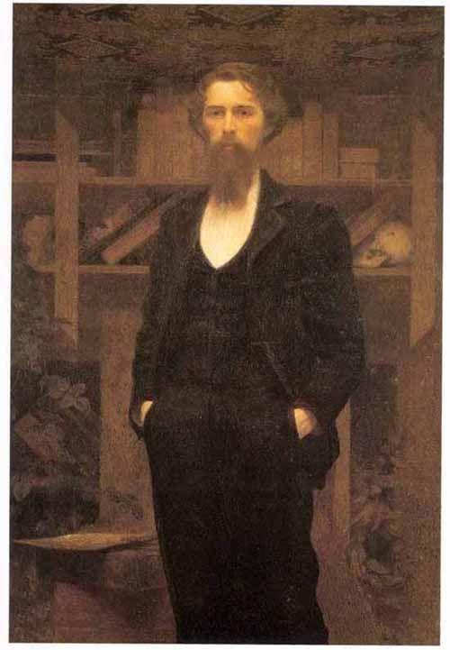 Giuseppe Pellizza da Volpedo - Self Portrait !