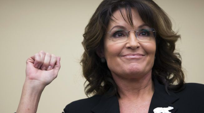 """7/7/17 Did Sarah Palin Really Reference White Supremacy On Twitter? (Probably Not) – Talking Points Memo  He said it referred to Trump's closing line in the speech, buried in the middle of the article: """"Let us all fight like the Poles. For family, freedom, for country, for God.""""    Riddle threatened the Daily Beast with legal action if the site did not delete the article."""