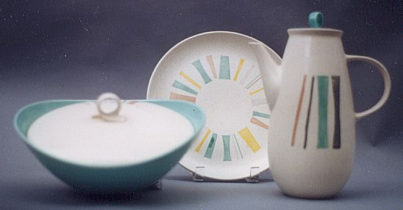 Anytime by Vernon Ware - I love these. My mom had something similar when I was young.
