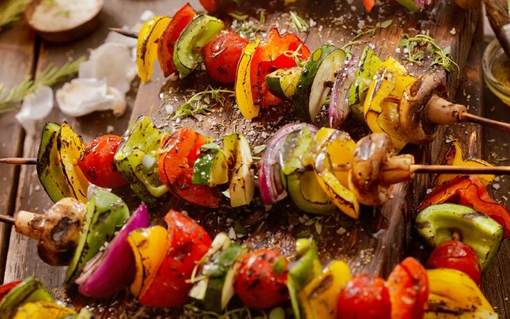 Healthier BBQ swaps to use all summer long #healthyfood #healthy #summer #recipe #weightloss
