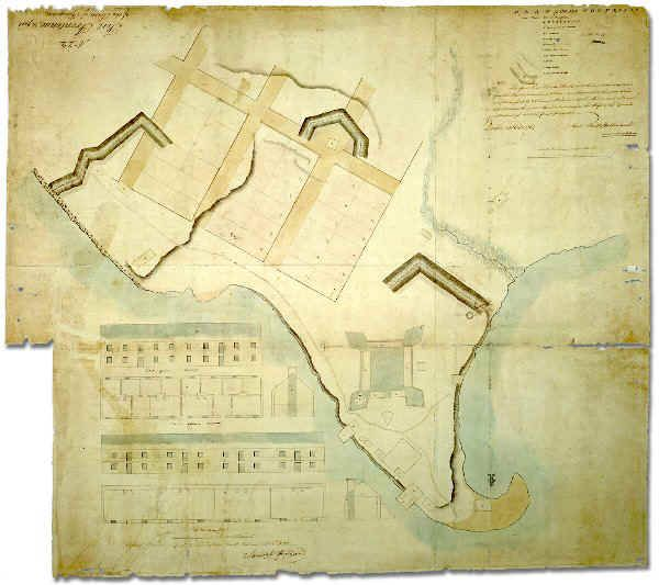 Timeline of Kingston history