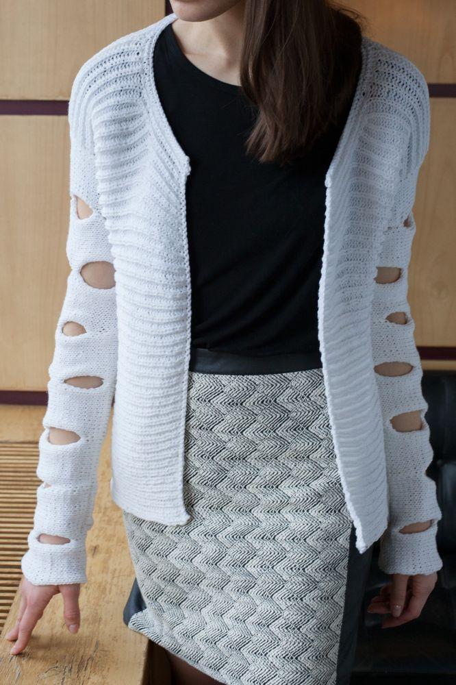 35 best Knitting images on Pinterest | Strickmuster, Pullover ...