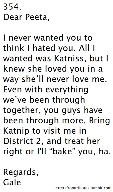 Gale:)- awwwwww my little honey bunches is upset :(