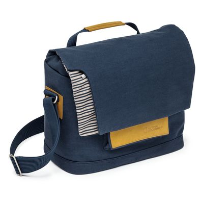 The #Mediterranean Medium Messenger Bag (NG MC2450) protects a #DSLR #camera with #lens attached and an extra lens or #flash. It also has sufficient room for other accessories, a laptop computer and personal belongings. Further storage space is provided in the extra zip pocket on the back. The Medium Messenger Bag includes a removable protective #camera insert and shoulder strap, and it can be left open for quick access to your camera or can be closed for extra protection.