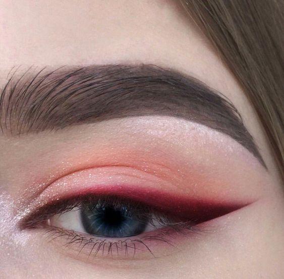 Delineado De Ojos Con Imagenes Maquillaje De Ojos Maquillaje