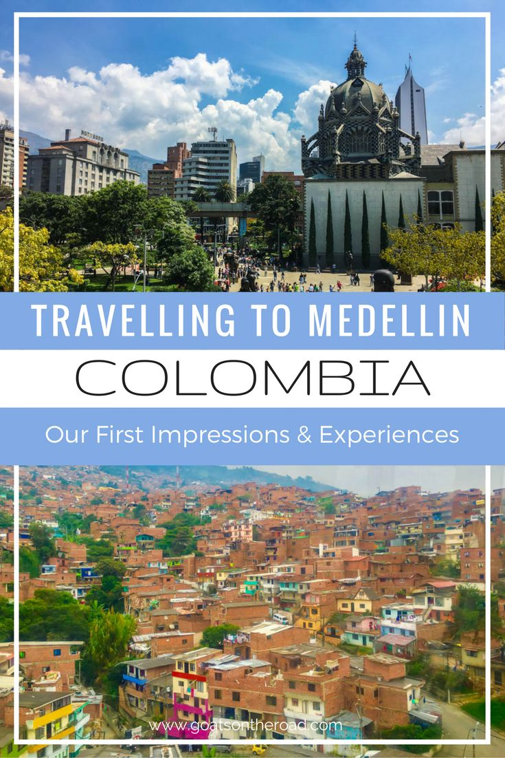 Travelling to Medellin, Colombia: Our First Impressions and Experiences | Top Travel Tips For Colombia | What To Expect In Medellin | How To Stay Safe in Medellin | Colombia Travel Advice | Best Things To Do In Medellin