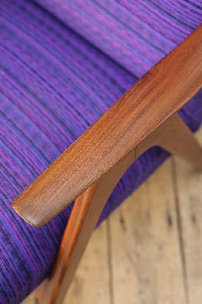 High back Dutch Armchair – Forest London