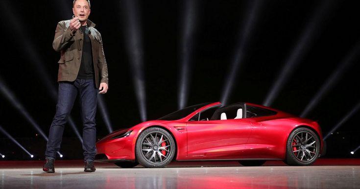 Elon Musk claims Tesla Roadster electric sports car has secret FLIGHT mode http://cstu.io/c59a4e