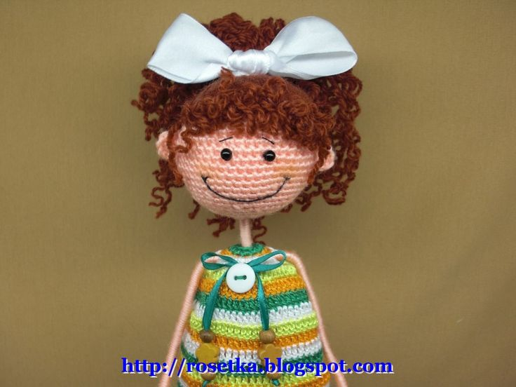 Amigurumi Wybie Doll : Looking for crochet doll patterns u easy crochet patterns