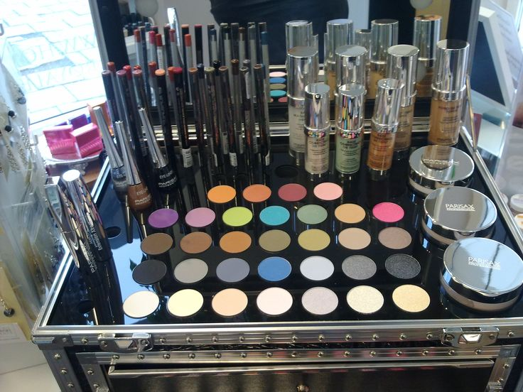 Parisax Professional make up