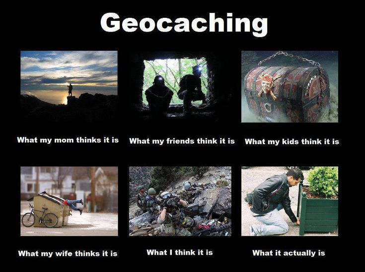 Geocaching--love these!