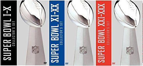 Cleveland Browns Super Bowl DVD