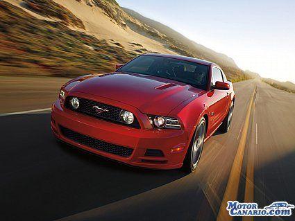Ford presentará en Barcelona el nuevo Mustang.