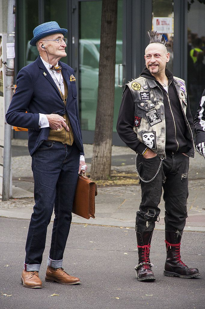 Punk Style 2019