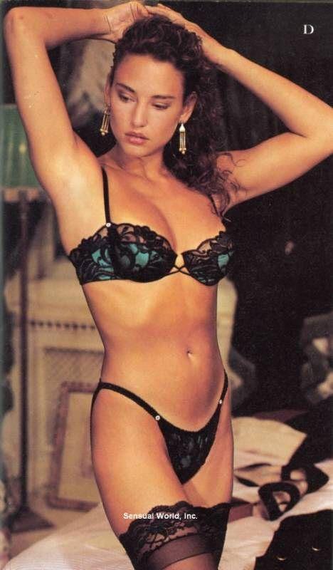 Rare 1993 Victoria's Secret Catalog Stephanie Seymore ...
