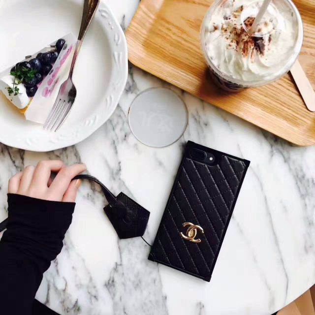 Buy Designer Inspired Coco Chanel iTrunk Petite Malle Quilted Leather Style Mobile Hand HP Phone Cover Case Casing With detachable Lanyard Strap - 3 Colors: Black White Pink - Apple IPhone 6/6S, 6/6S Plus, 7 & 7 Plus (hermes gucci lv fendi bag bug kate spade) in Singapore,Singapore. Brand New Ready Stocks 3 Colors to Choose from: Black, White & Pink Available for Apple IPhone 6/6S, 6/6S Plus, 7 & 7 Plus √ Payment via Funds Transfer and De Chat to Buy