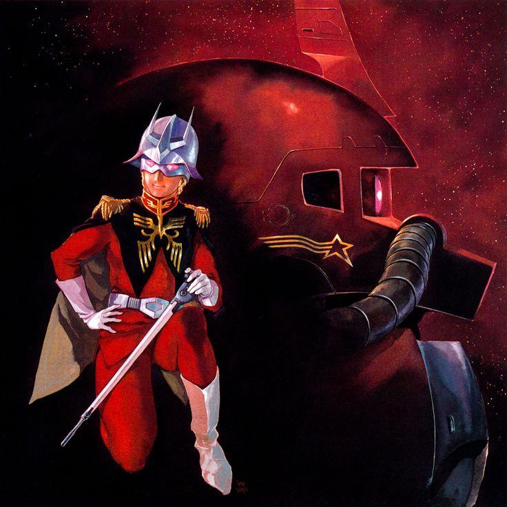 Amazing early style gundam posters - get ready for Gundam origin!