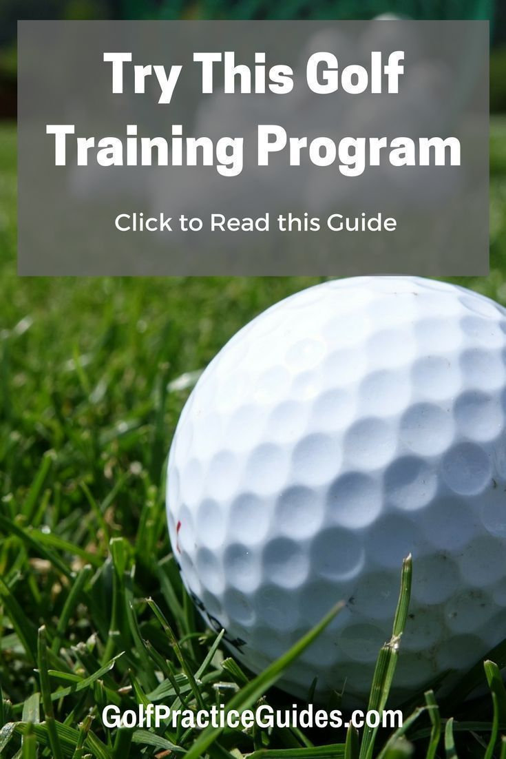 Learn more about our golf training program with step by step practices featuring chipping drills, putting drills, golf swing drills, lots of golf tips, worksheets, and other bonuses. Complete this golf training program by following the practice routines and you'll see your scores drop! Click to learn more. #golftips