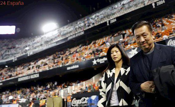 Bankia: «Peter Lim está cumpliendo con sus obligaciones»