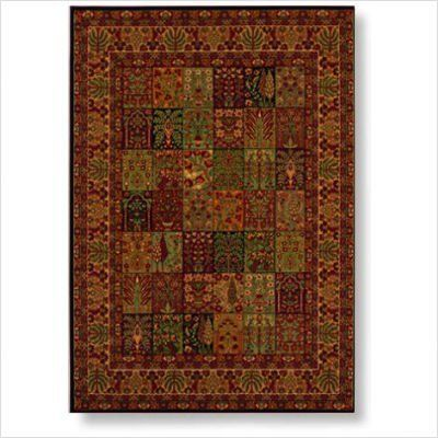 """Shaw Area Rugs: Reverie Rug: Rochester: Multi 18440: 3'10""""x5'4"""" Rectangle by Shaw Rugs. $119.00. Manufacturer: Shaw RugsCollection: Reverie RugsStyle: Rochester: MultiSpecs: 100% OlefinOrigin: United StatesRelaxed, easy-to-live-with styling ensures the rugs of this collection will inspire pleasant daydreams. The traditional, transitional, contemporary, and floral styles of this collection are rendered in lively colors with a distinctive golden warmth. Woven of pol..."""