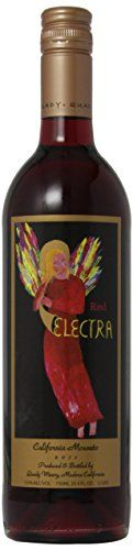 Dessert Wine - 2011 Quady Red Electra Moscato Muscat  Blend 750ML *** Read more at the image link.