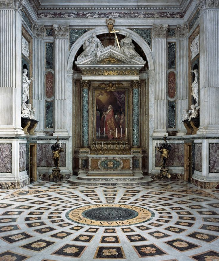 St john 39 s baroque and architecture on pinterest for Italian baroque architecture